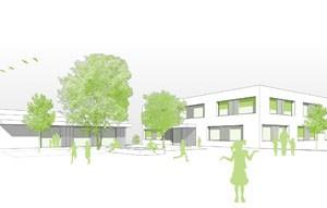 Sanierung und Erweiterung Schulanlage Ebnet